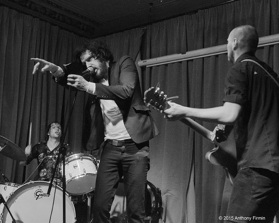 Bones Shake, Gullivers, Manchester, 16th May 2015