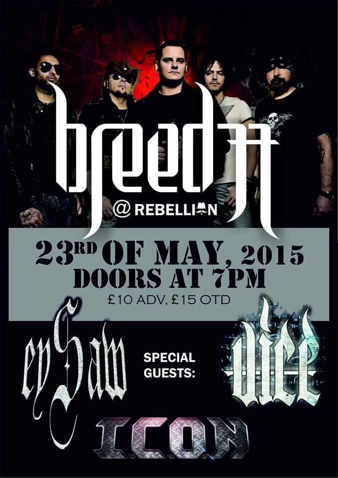 Breed 77 Rebellion