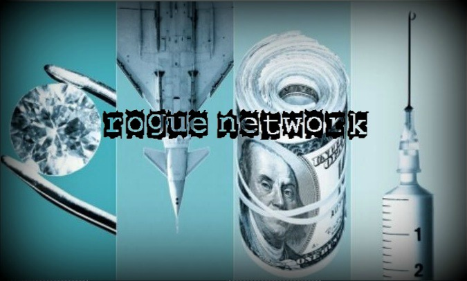 Rogue Network - Rogue Network EP