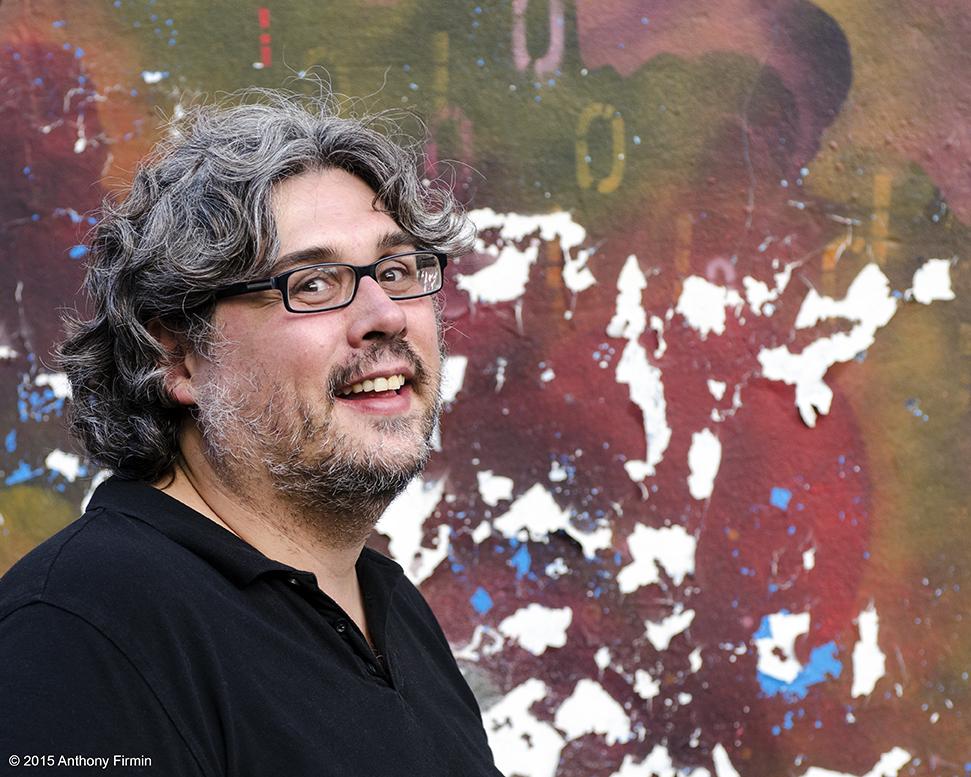 Matt Stevens, Portraits, Manchester, 4/7/15