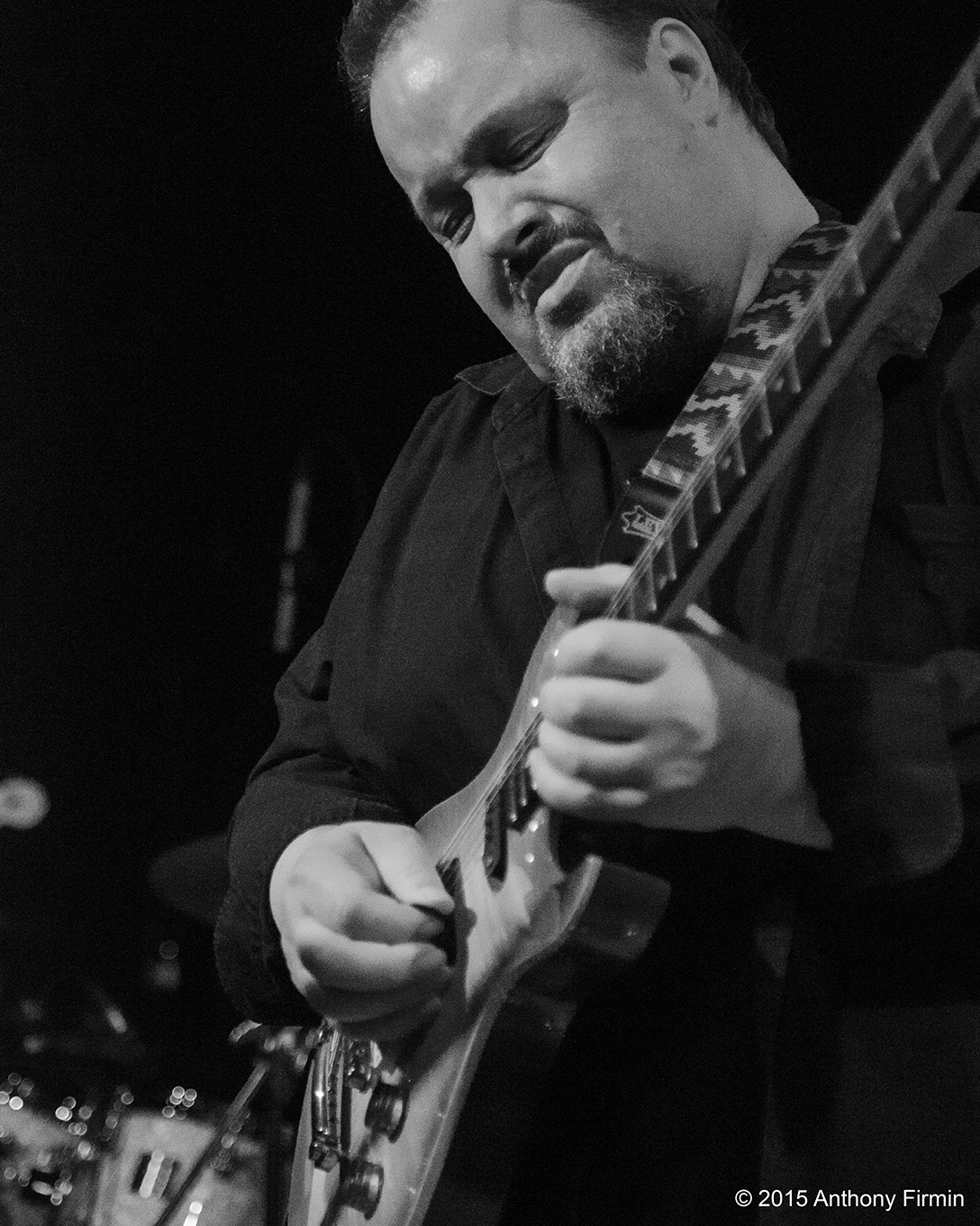 Steve Rothery Band, Band On The Wall, Manchester, 4/7/15