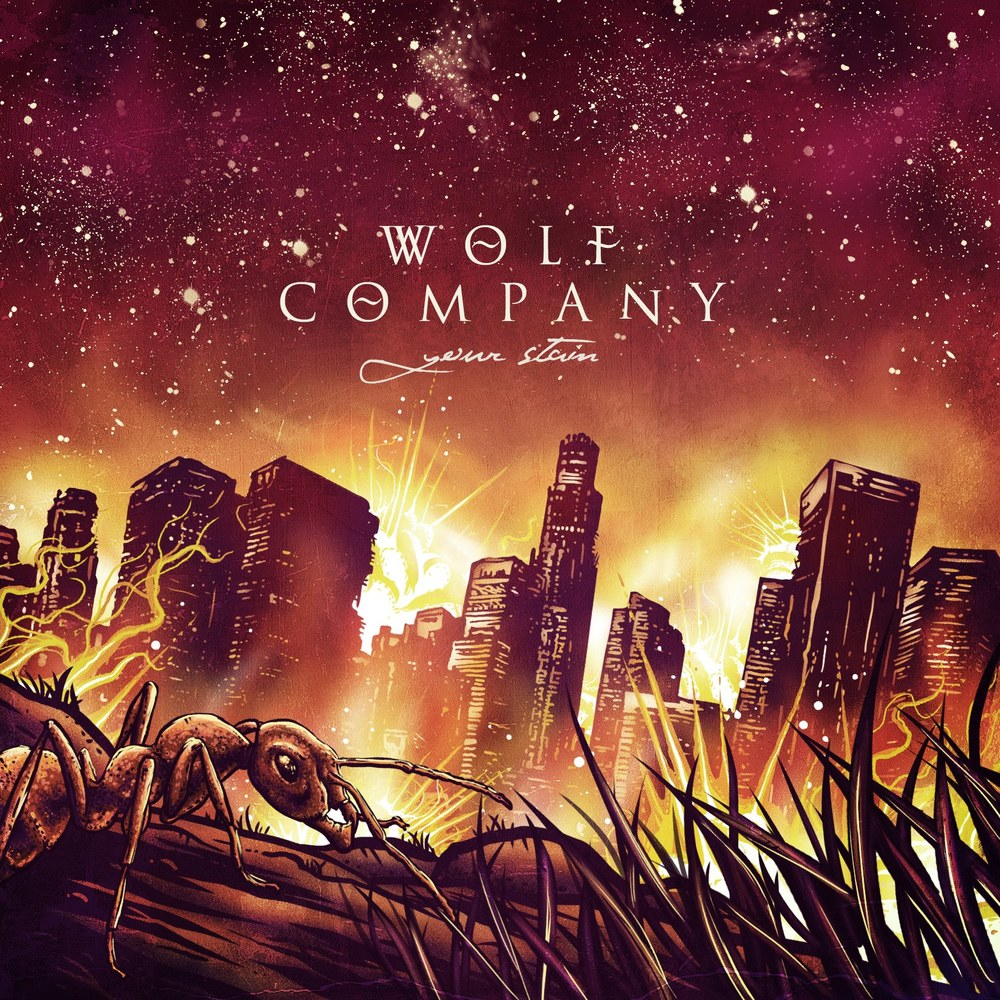 Wolf Company Your Stain Cover