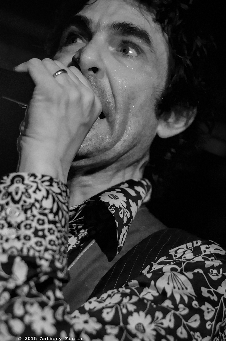 Jon Spencer Blues Explosion, SoundControl, Manchester, 22/10/15