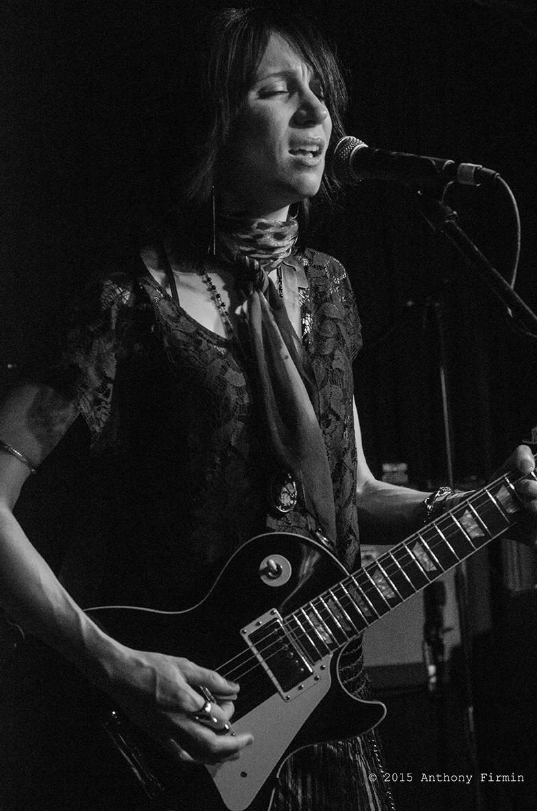 Suzie Stapleton, SoundControl, Manchester, 1/10/15
