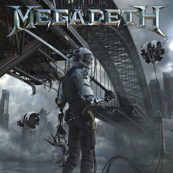 Megadeth Dystopia