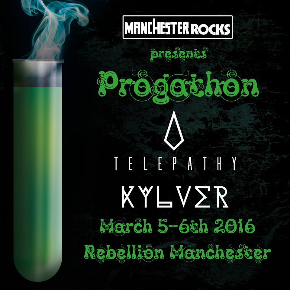 Telepathy & Kylver Announcement