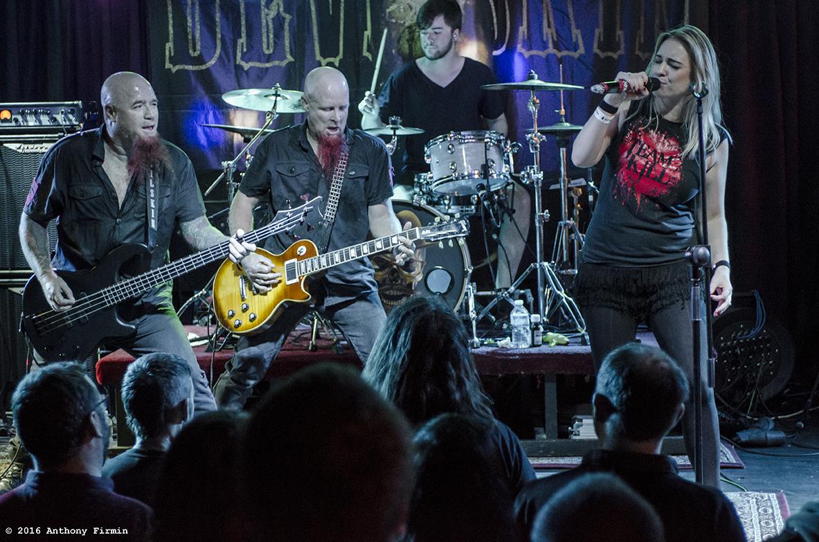 DevilSkin, Rebellion, Manchester, 19/2/16
