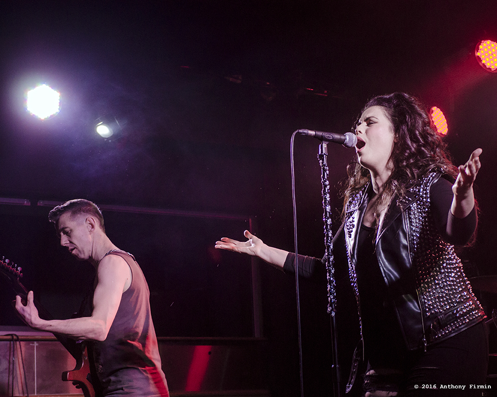 Mohawk Radio, Club Academy, Manchester, 20/2/16