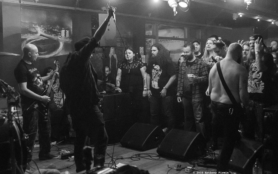 Nomad, MMC Weekender, Rebellion, Manchester, 31/1/16