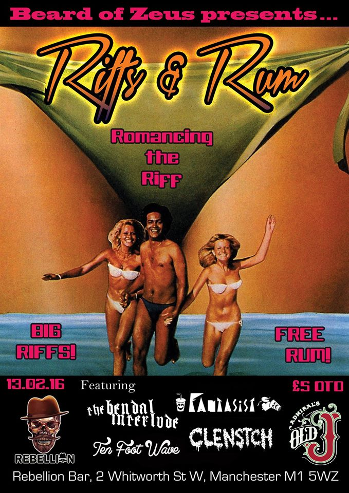 Rifs & Rum II