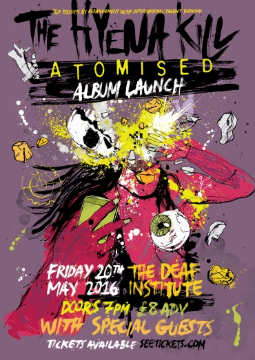 Atomised Album Launch