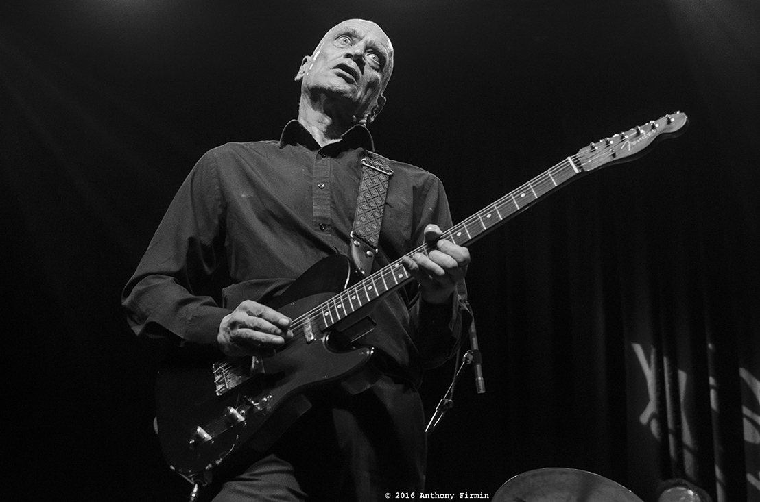 Wilko Johnson, O2 Ritz, Manchester, 16/04/16