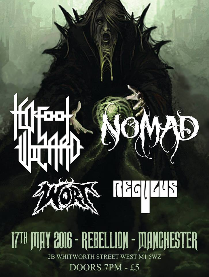 Nomad Ten Foot Wizard Tour