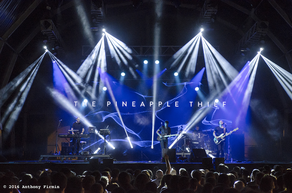 Pineapple Thief, Be Prog! My Friend!, Barcelona, 01/07/16