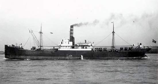 SS Corvus