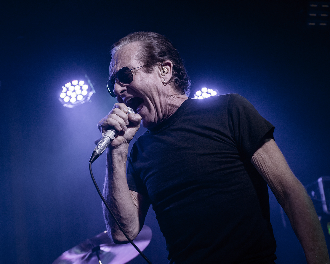 6b989461890e Graham Bonnet Band with Gin Annie And Doomsday Outlaw at Rebellion  Live  Review