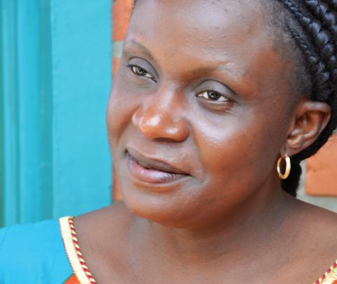 Congolese surgeon and activist Monique Kapamba Yangoy (courtesy of Christine Anderson)