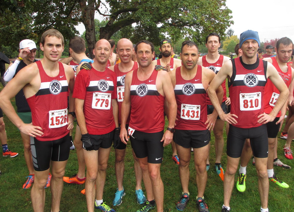 BTC Men - Fernhill 5k