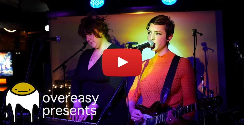 Check out the concert OEA filmed at The Handlebar in Toronto, Canada with Melissa Murphy, Queen of Swords, Lava Lava and whold!