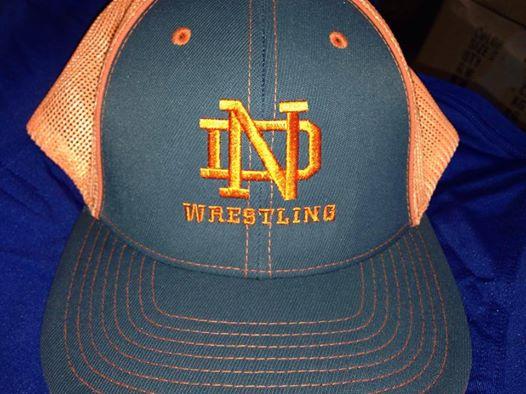 north davidson wrestling hat.jpg