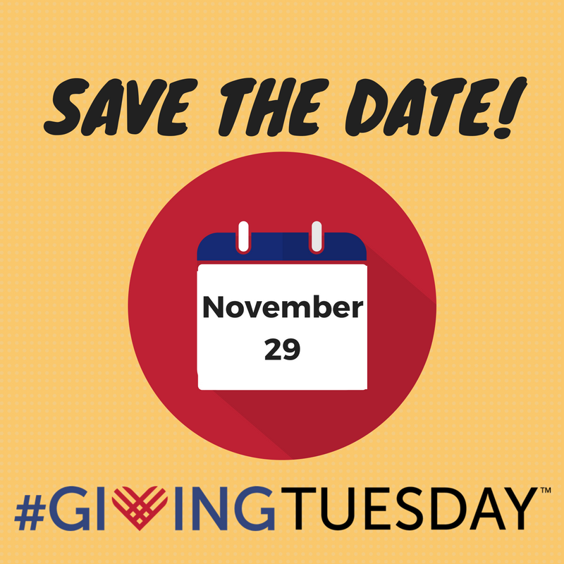 Share this image on social media to remind people to save the date to donate to OSSO by Nov. 29!
