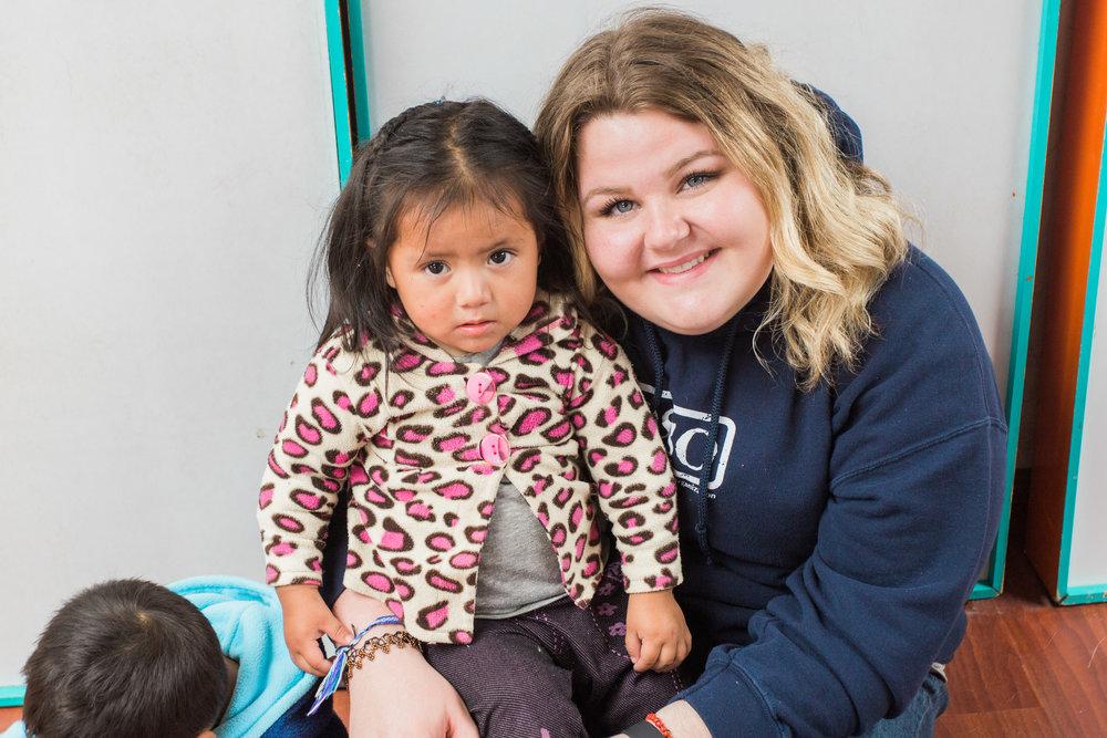 volunteer in orphanages