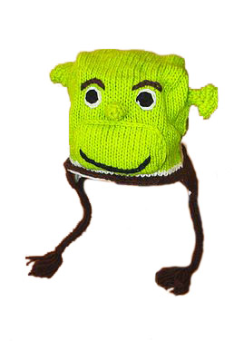 Shrek hat — Orphanage Support Services Organization (OSSO) 8f61f2eda2a