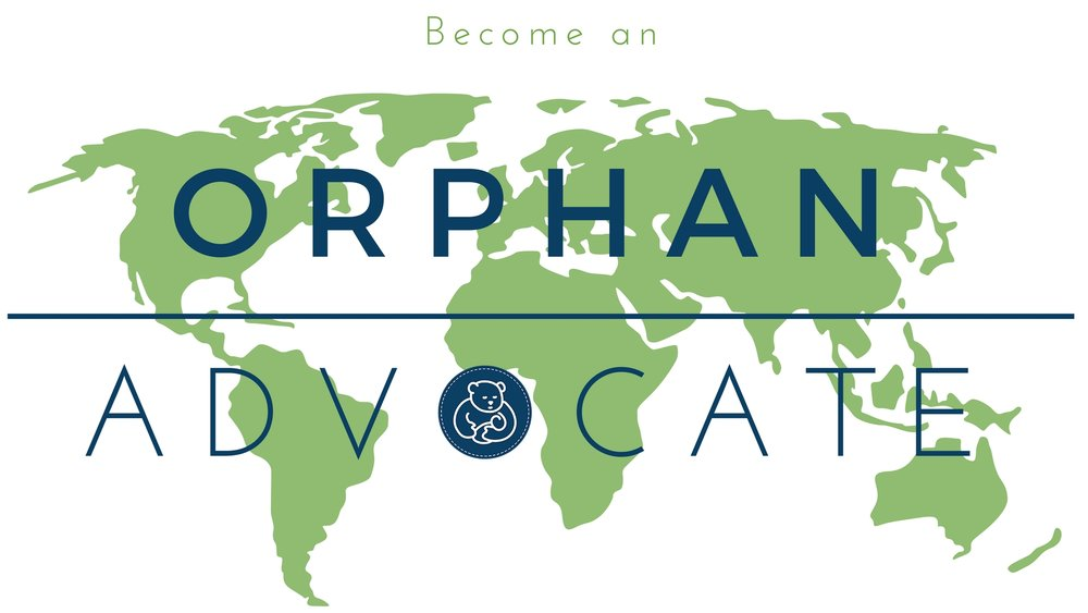 Become an Orphan Advocate.