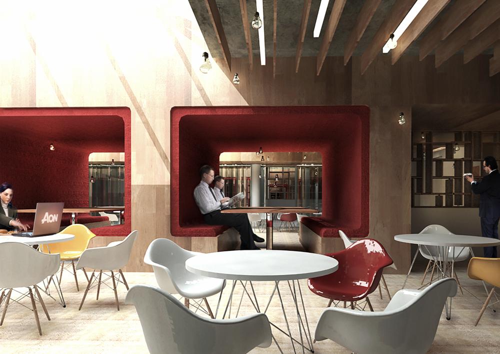 AON Headquarters - Sousa Santos Arquitecto