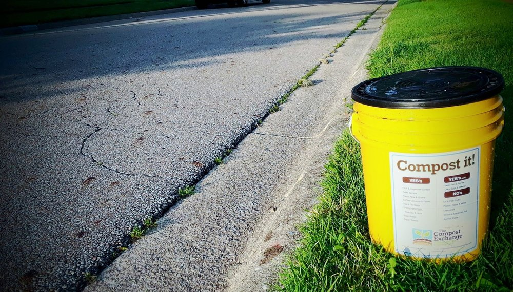 Curbside Composting - For Central Ohio Residents.