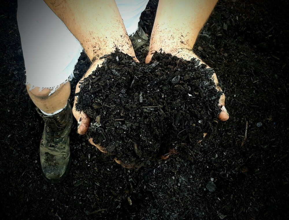 Purchase Compost - Local, nutricious, & Ohio-EPA certified.