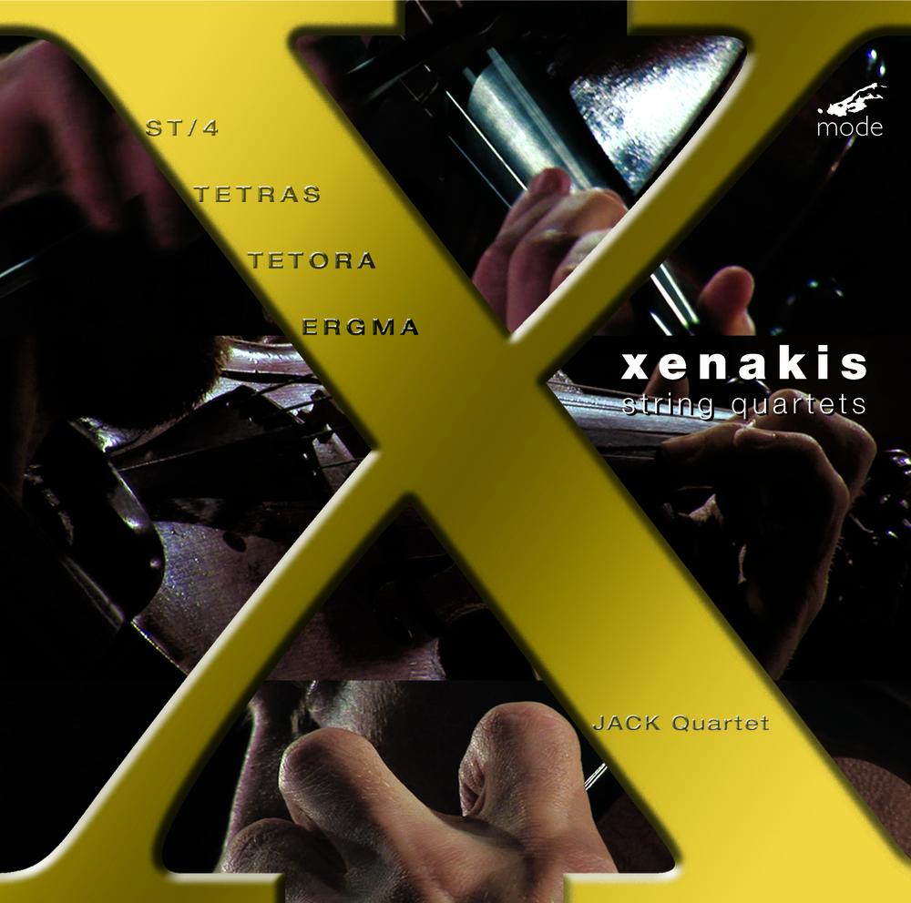 IANNIS XENAKIS   Tetras Tetra ST-4/1,080262 Ergma    MORE INFORMATION