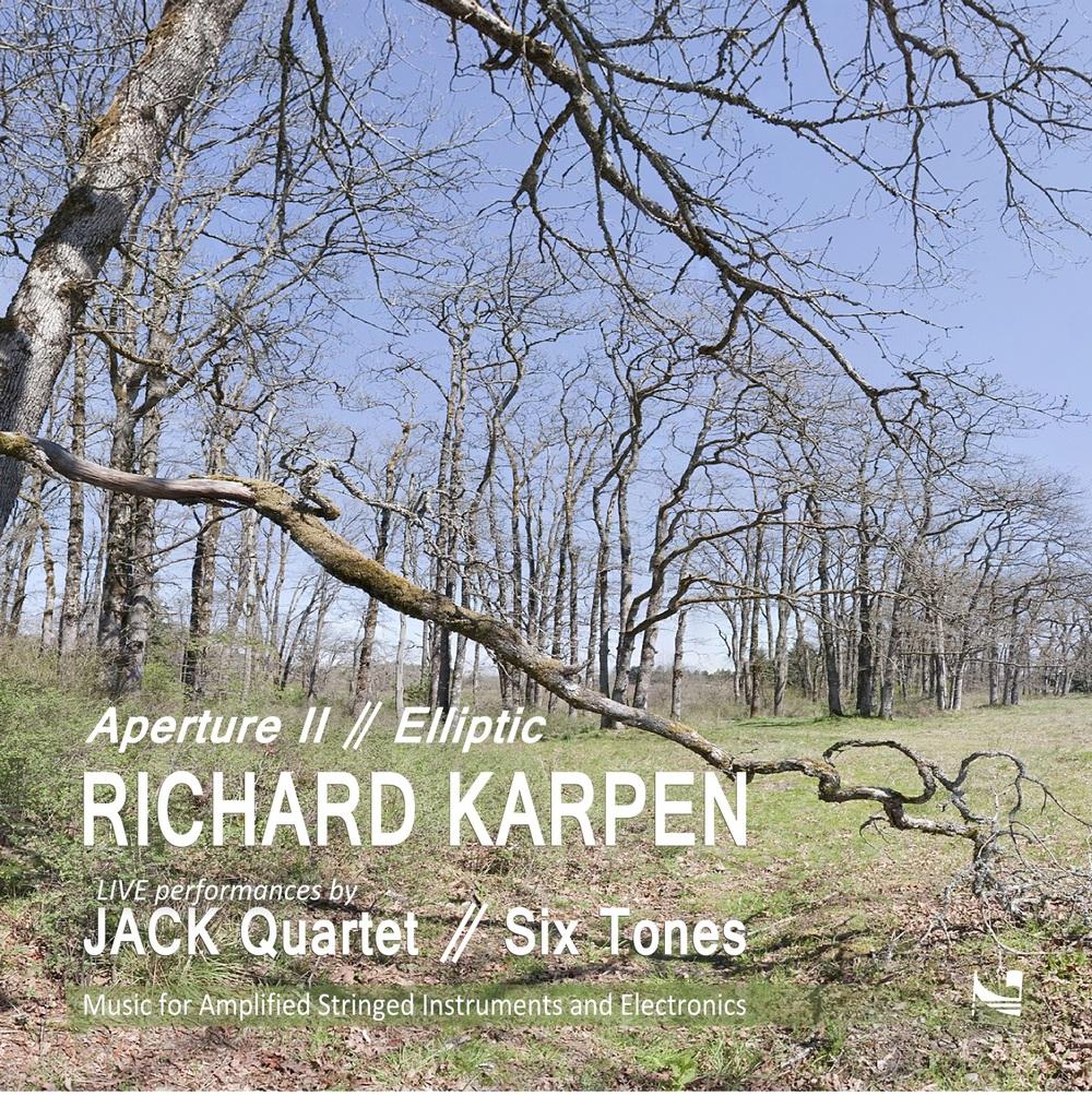 RICHARD KARPEN   Aperture II Elliptic (Strandlines II)    MORE INFORMATION