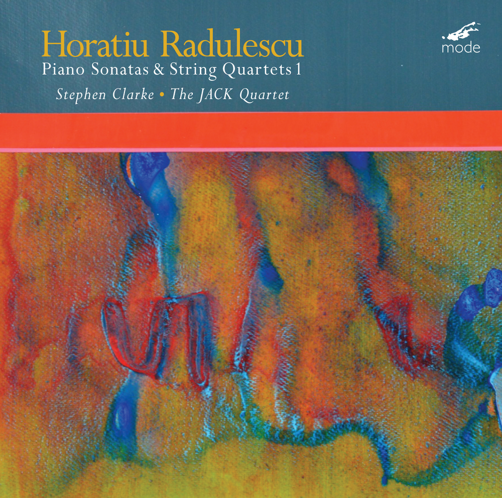 "HORATIU RADULESCU   String Quartet No. 5 ""before the universe was born""    MORE INFORMATION"