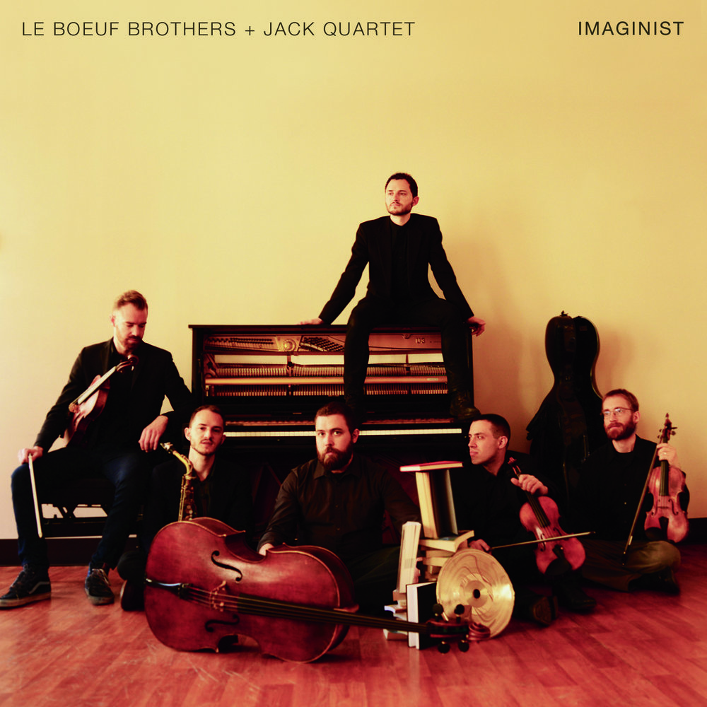 LE BOEUF BROTHERS   Imaginist    MORE INFORMATION
