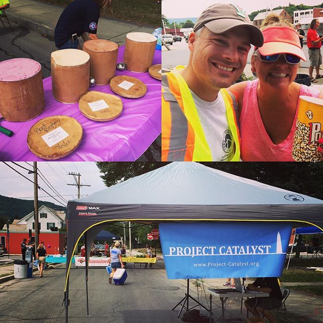 Pleasant St Block Party www.project-catalyst.org
