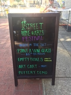1st Street wine festival sign.jpg