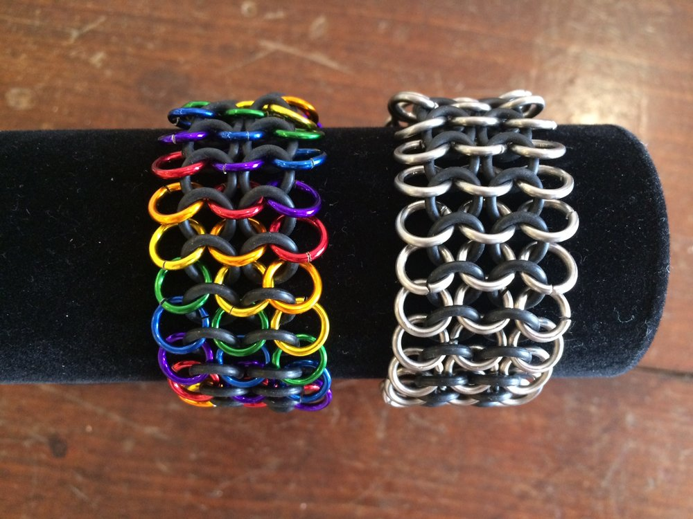 Chainmaille Bracelet Workshop