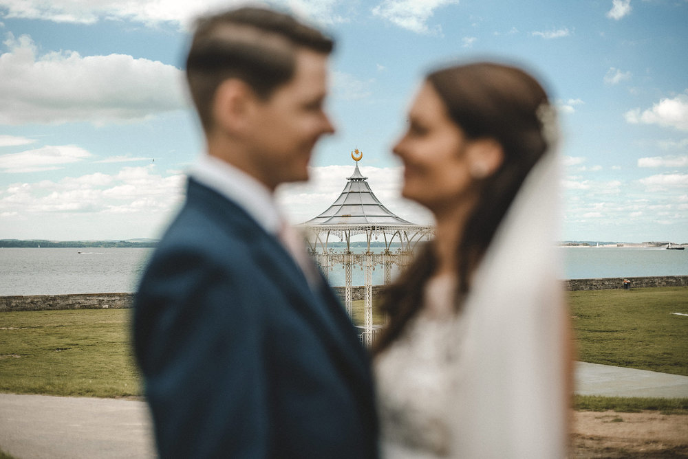 Ben & Hattie Wedding - 10/08/17