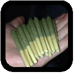 How to pack a pre rolled cone | beginyourrise.com