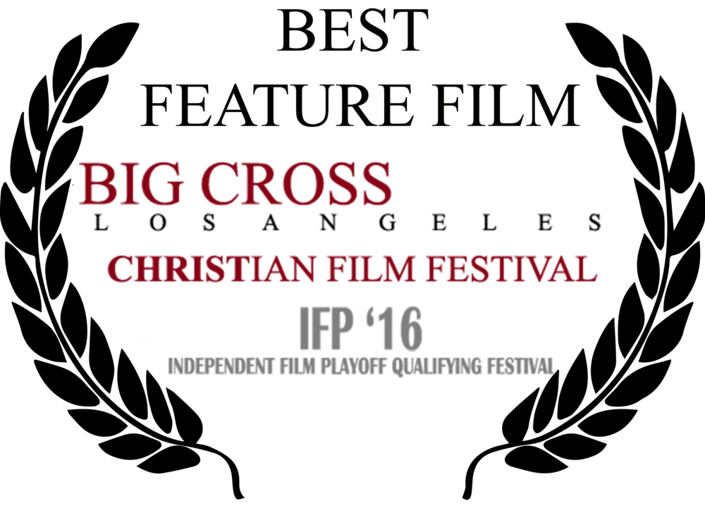 Laurel - WINNER - Best Film - Black Font - Big Cross L.A..PNG
