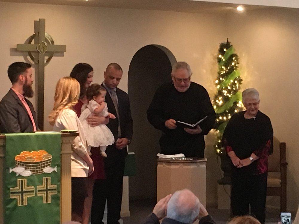 Johanna Cathleen Padden - Baptized Nov. 12, 2017