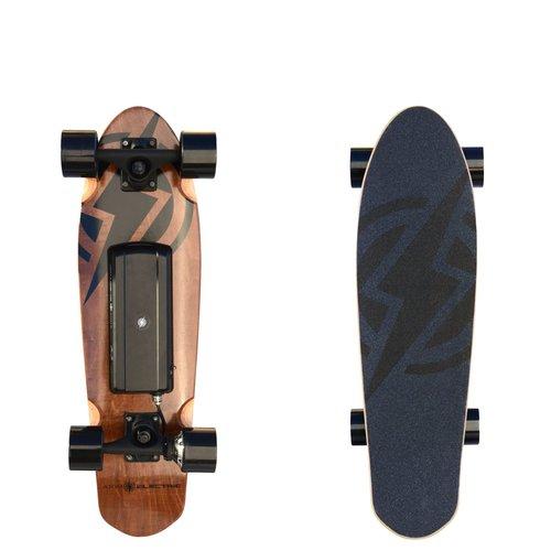 9cb5f2a9c321 40401 - Atom Electric H4 Skateboard - 55Wh Lithium Battery - 400W ...