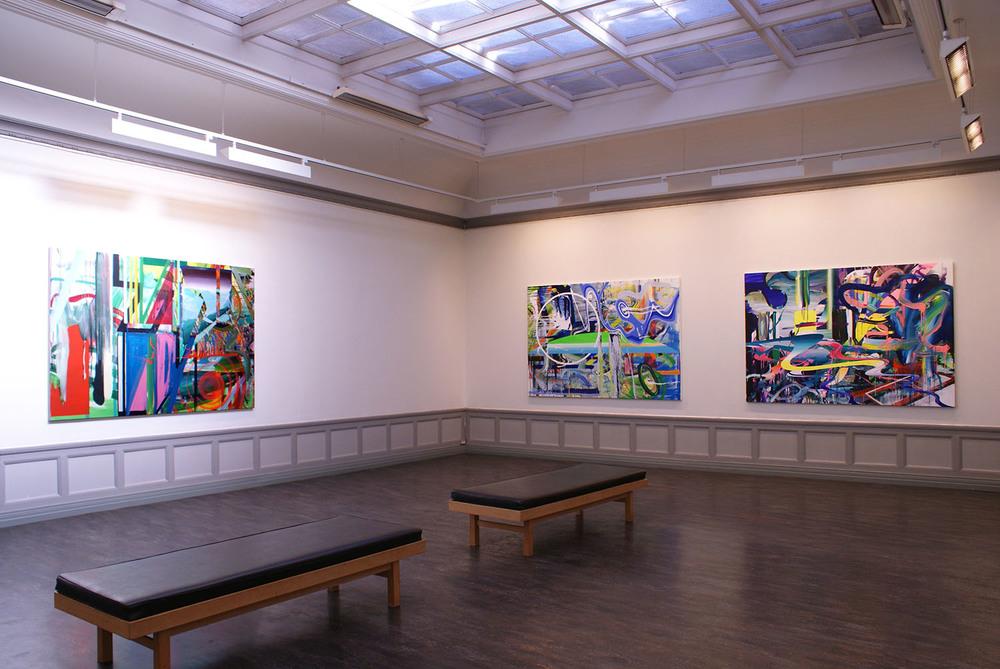 Installationphoto, Stavanger Kunstforening 2010