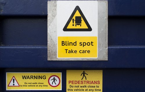 Truck Blind Spots National Trucking Lawyer