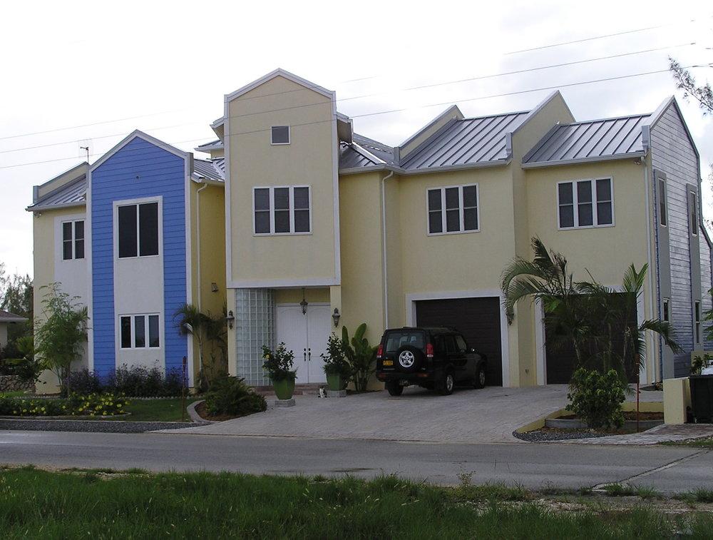 Grand Cayman   custom home for island living