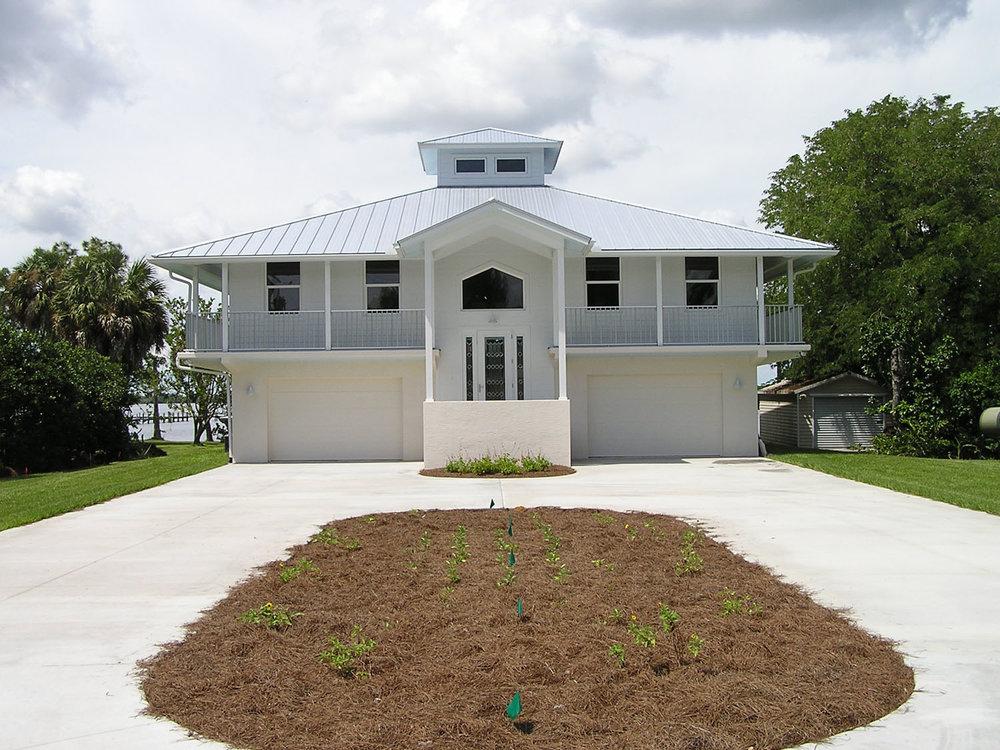 Estuary Breeze House   Florida Gulf Coast xxxx square feet