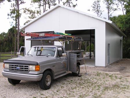 Garage 30'x60'