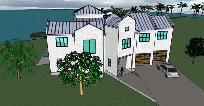Grand Cayman - SF: 4500Building Difficulty: 4VIEW HOME