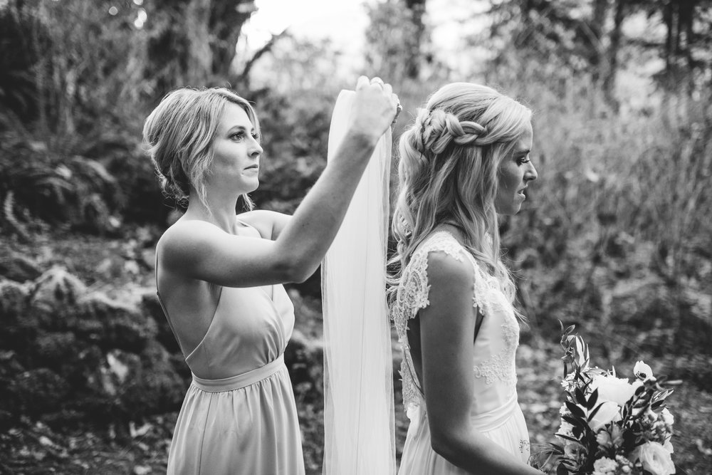 Bridal Hair #Braid #Hairstylist #Wedding  Photographer | Tosha Lobsinger Photography. Makeup | Katie Elwood. Hair | Jen Mathison